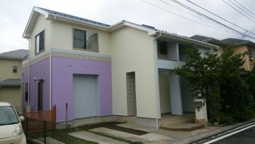 K邸・外壁屋根塗装